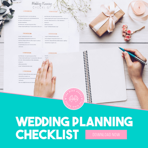 Month-by-Month Wedding Planning Timeline + Excel Template