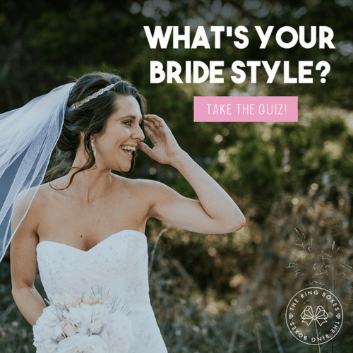 Quiz: What's Your Bride Style?