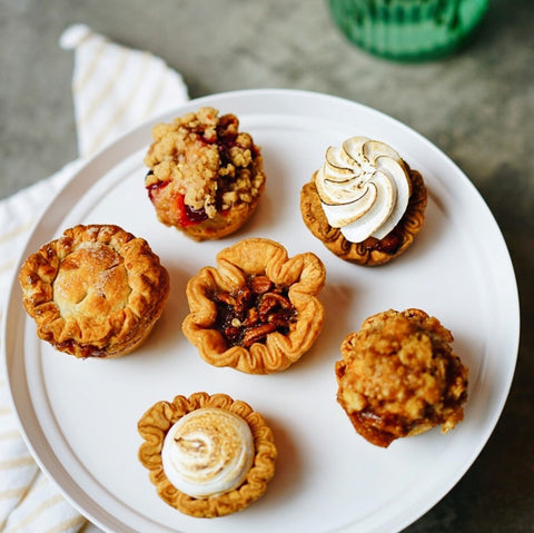 Fall desserts for the win