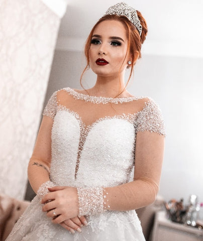 Bride, you'll look stunning!