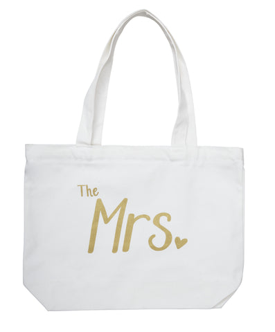 The Mrs. Tote Bag