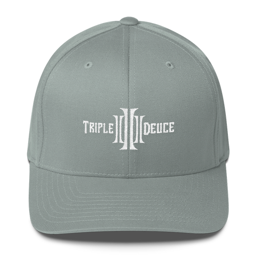 Triple Deuce Logo Flex-Fit Hat