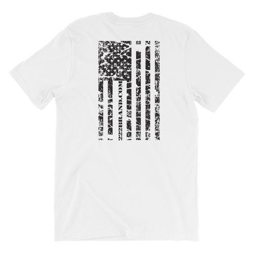 Vintage American Flag short sleeve t-shirt