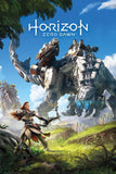 Horizon Zero Dawn Computer Video Game Poster Print Wall Art Large Maxi