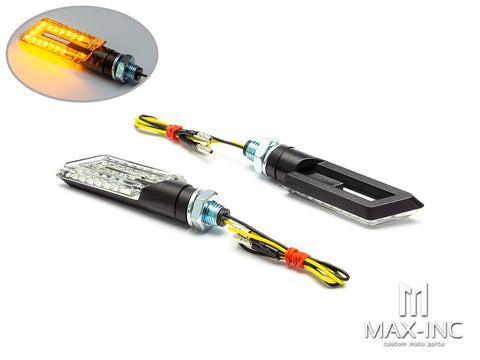 Slimline LED Indicators - Emarked