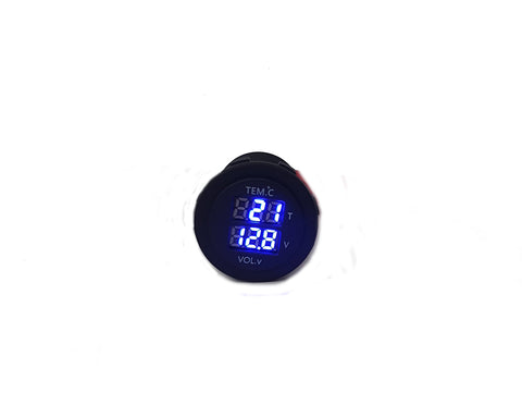 Temperature Gauge & Volt Meter Socket