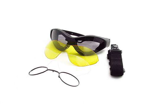 Pro Rider Multi Function Goggle Kit