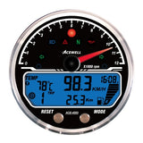Acewell 4654 Speedo - 15000 RPM