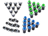 Aluminium M5 Screen Bolts (10 pack)