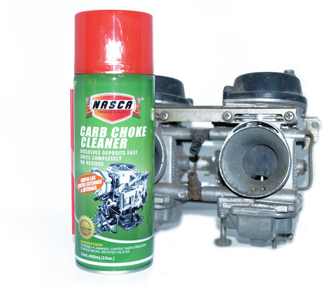 NASCA Carb & Choke Cleaner