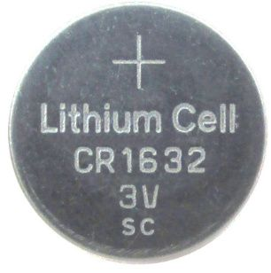 MOTOBATT CR1632 3V Lithium Button
