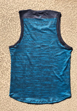 Men's Teal Tank Top