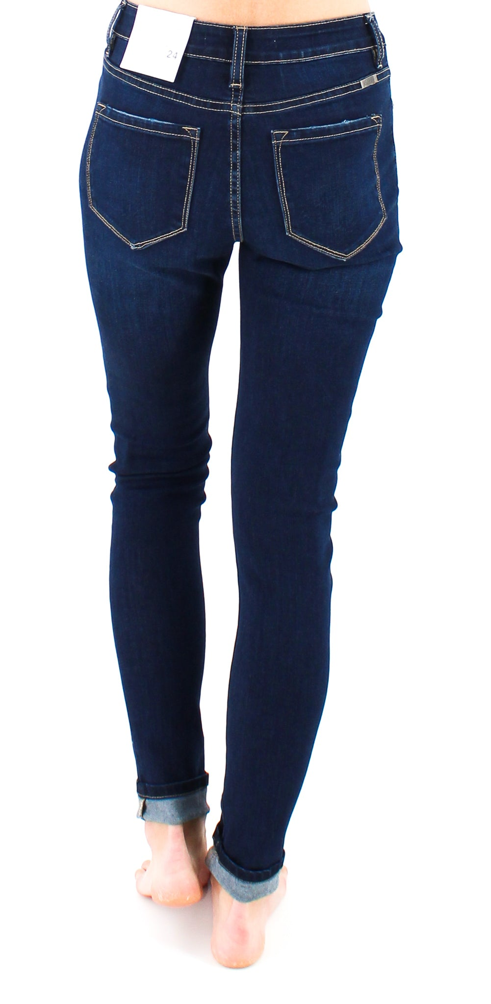 Kancan Buttonfly Kate Skinny