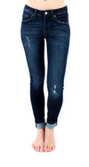 Kancan Emily Distressed Denim