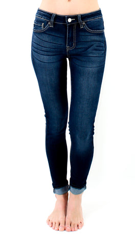 Kancan Carli Lightwash Denim