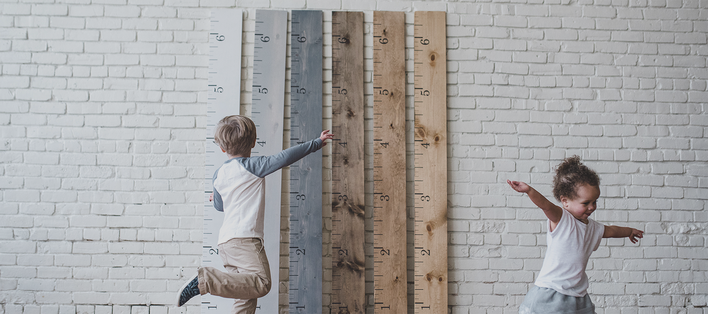 Growth Charts By White Loft