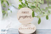 babys first passover hanukkah milestone markers for new babies shower gift
