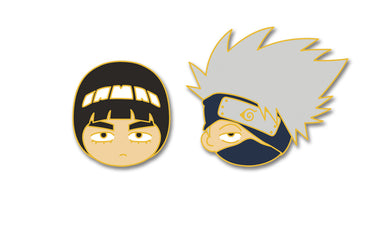 PINCHIBI SET#3 : Guy & Kakashi