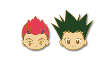 PINCHIBI SET#5 : Hisoka & Gon