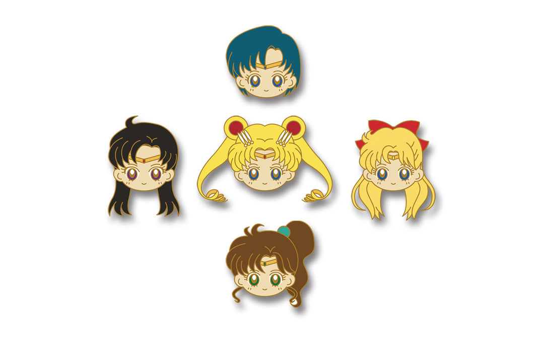 PINCHIBI SET#11: Sailor Moon & Guardians