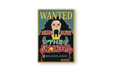 ONE PIECE - Brooks Bounty Poster
