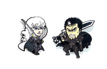 BERSERK - Limited Edition Guts & Griffith Set