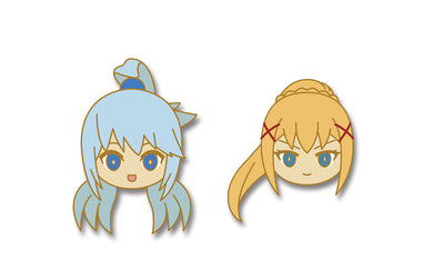 PINCHIBI SET #12 : Aqua & Darkness