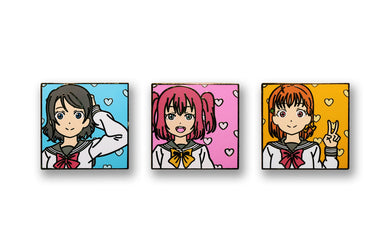 Love Live! - CYaRon set