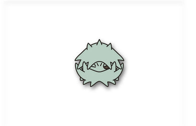 NARUTO - Chibi Tailed Beast - Isobu the Three-Tailed Turtle