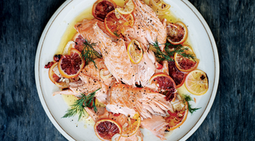 Citrus Twist Salmon