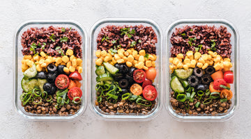 Meal Prep Tips to Reach Your Health Goals