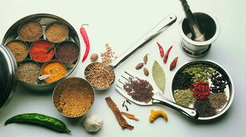 Pinch Of Healthy Spices To Your Food