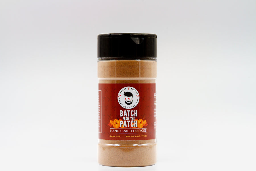 Batch From The Patch - Uncle T Spices