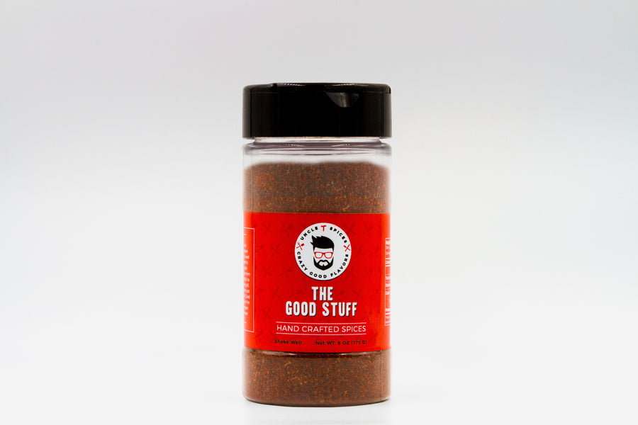 The Good Stuff - Uncle T Spices