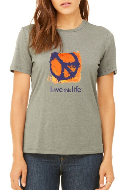 Love This Life Peace For Eternity S/S Tee