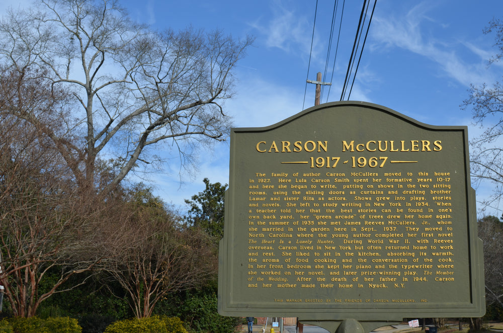 Lonely Hunter: A visit to the Carson McCullers Center for Writers and Musicians