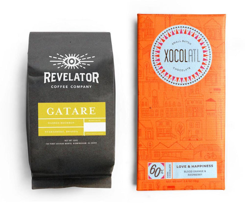 Love and Happiness: Revelator & Xocolatl