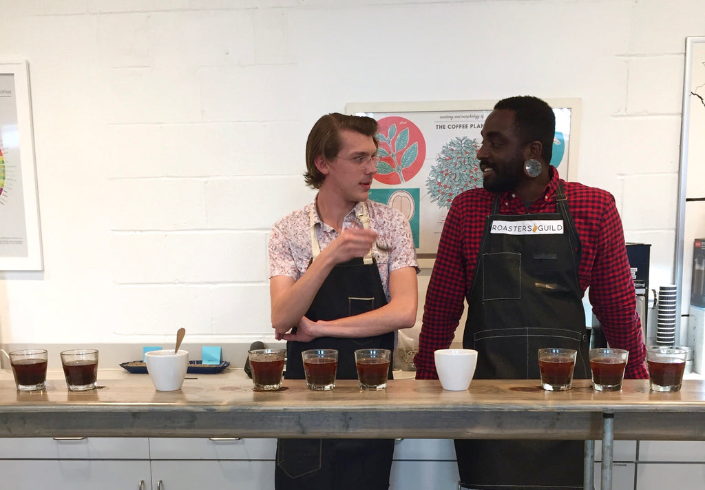 Coffee Cupping: Behind the Slurp