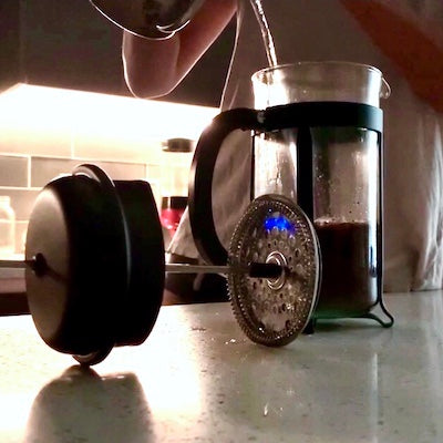 FRENCH PRESS - ADJUST TO TASTE SERIES
