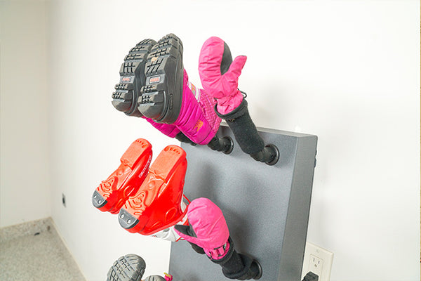 Dry Kids Boots & Gloves Fast with GearDryer