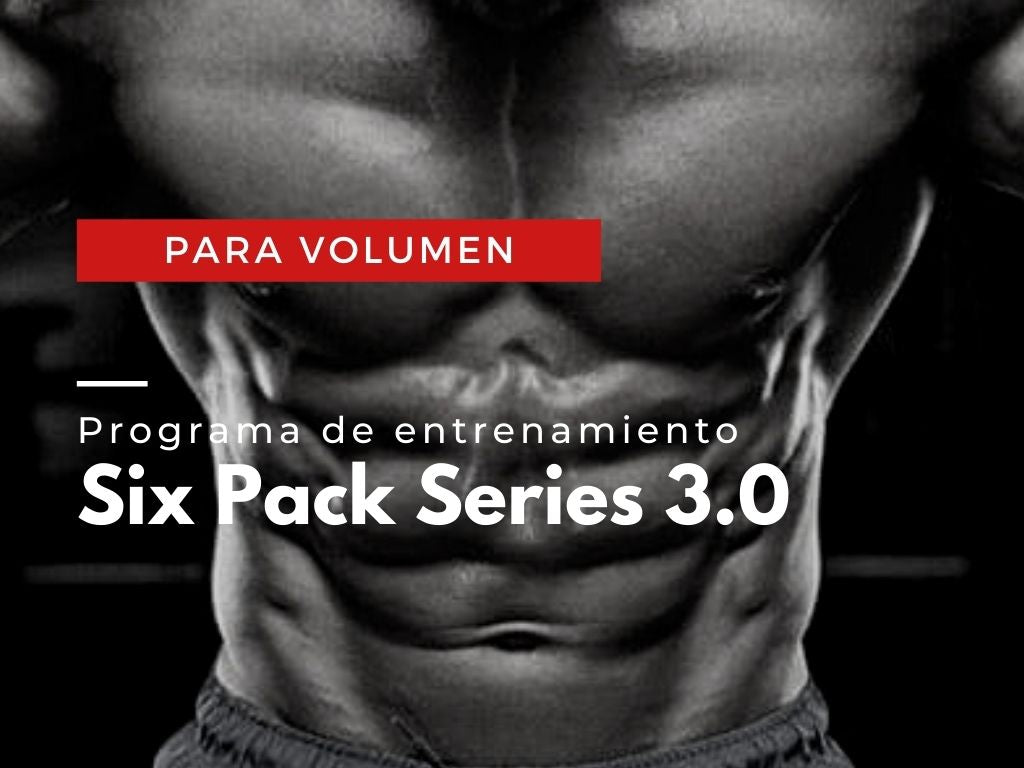 Six Pack Series 3.0 (Volumen)