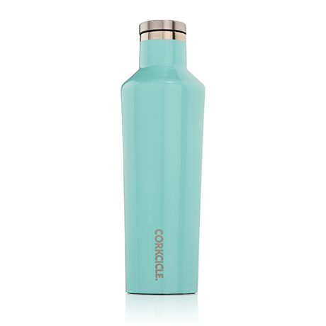 Gloss Turquoise Canteen - Pharm Favorites by Economy Pharmacy
