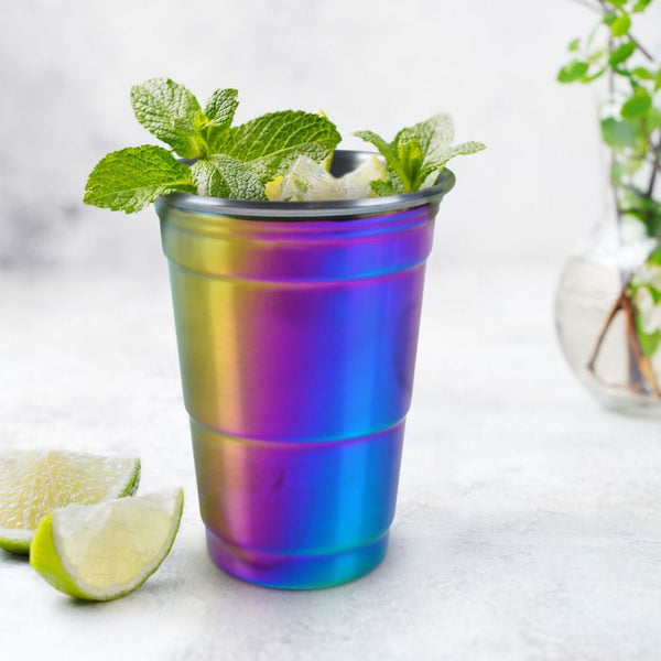The Rainbow Party Cup - Pharm Favorites by Economy Pharmacy