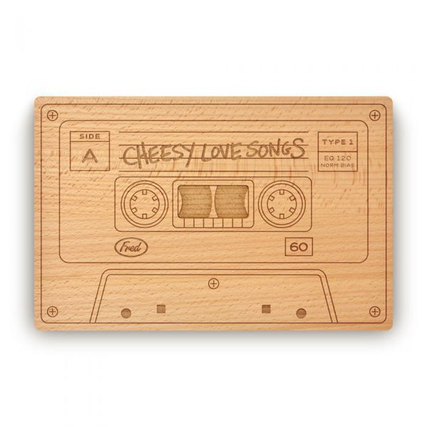 Cheesy Love Songs Cheese Board - Pharm Favorites by Economy Pharmacy
