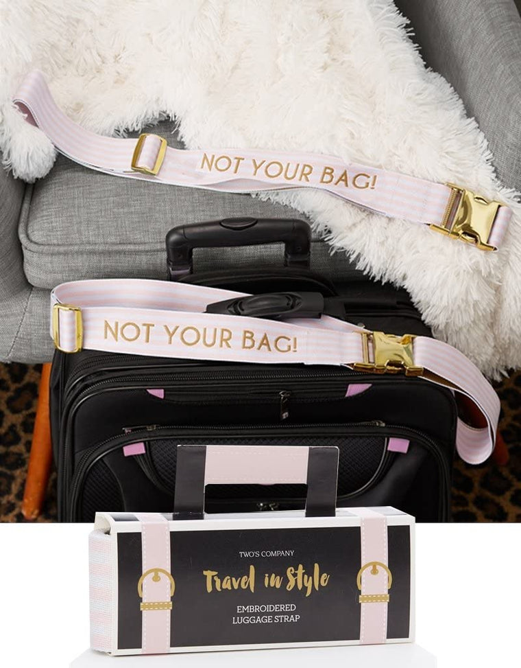Style Luggage Strap