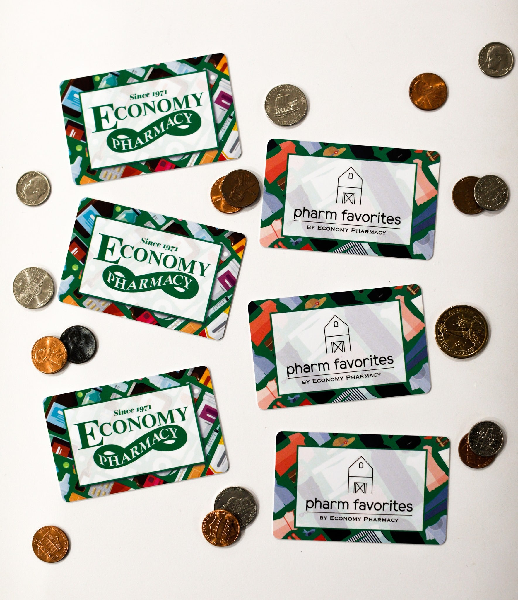 In store Gift Card - Pharm Favorites by Economy Pharmacy