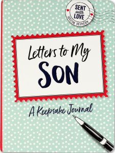 Letters to My Son Journal - Pharm Favorites by Economy Pharmacy
