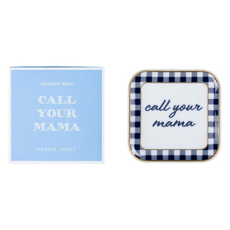 Trinket Tray- Call Your Mama - Pharm Favorites by Economy Pharmacy