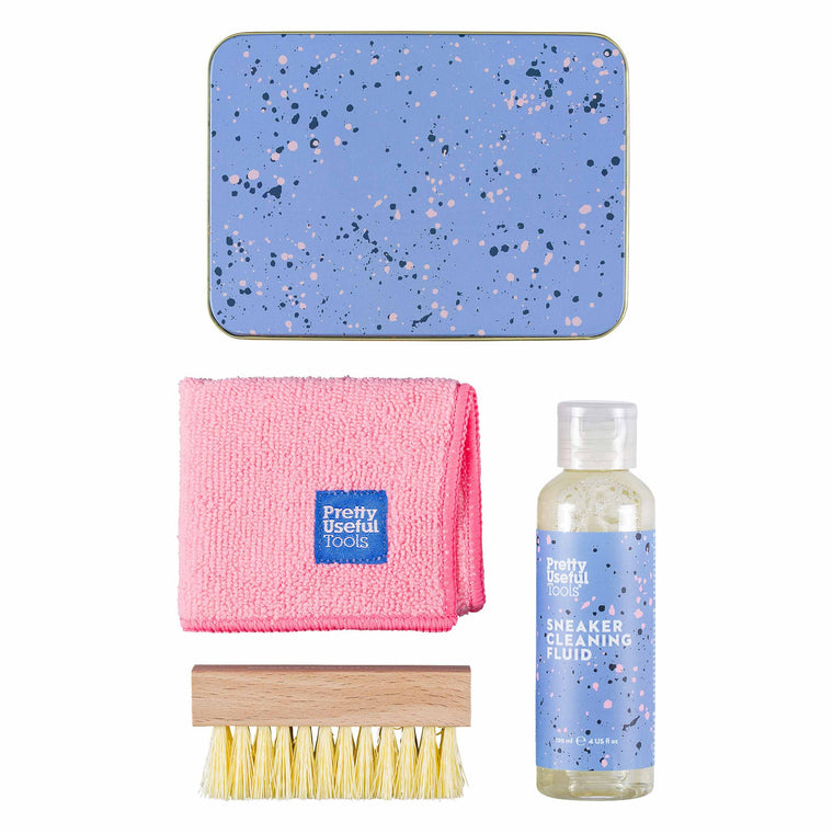Sneaker Cleaning Kit- Sea Spray Blue Haze