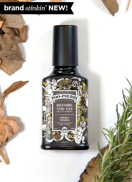 Poopourri: Smokey Woods - Pharm Favorites by Economy Pharmacy